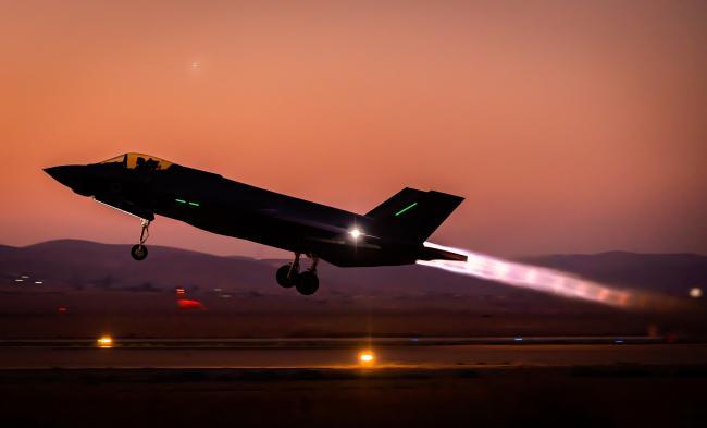 以色列第二個F-35I戰鬥機中隊具備部署能力