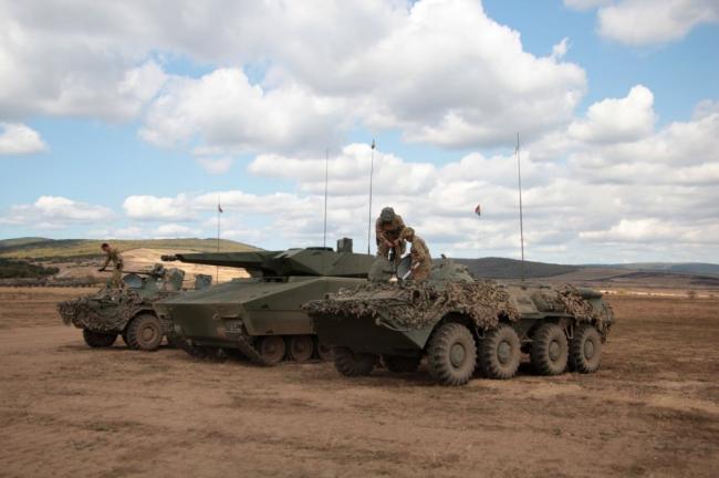 帅炸!德国KF41山猫步兵战车原型车细节展示