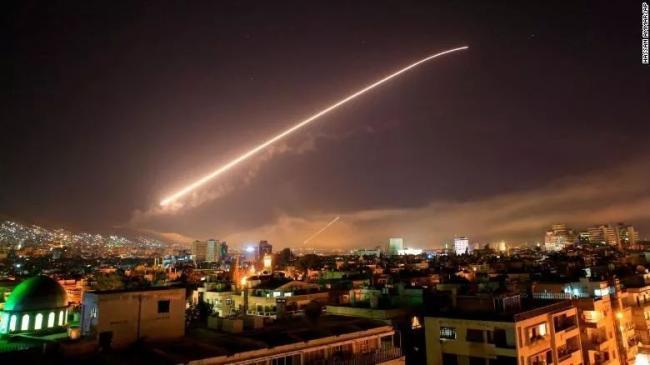 美对叙动武后,俄警告的严重后果可能要来了