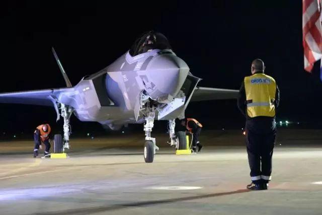 以色列空军宣布F35首战 怪不得叙利亚对空袭毫无反应