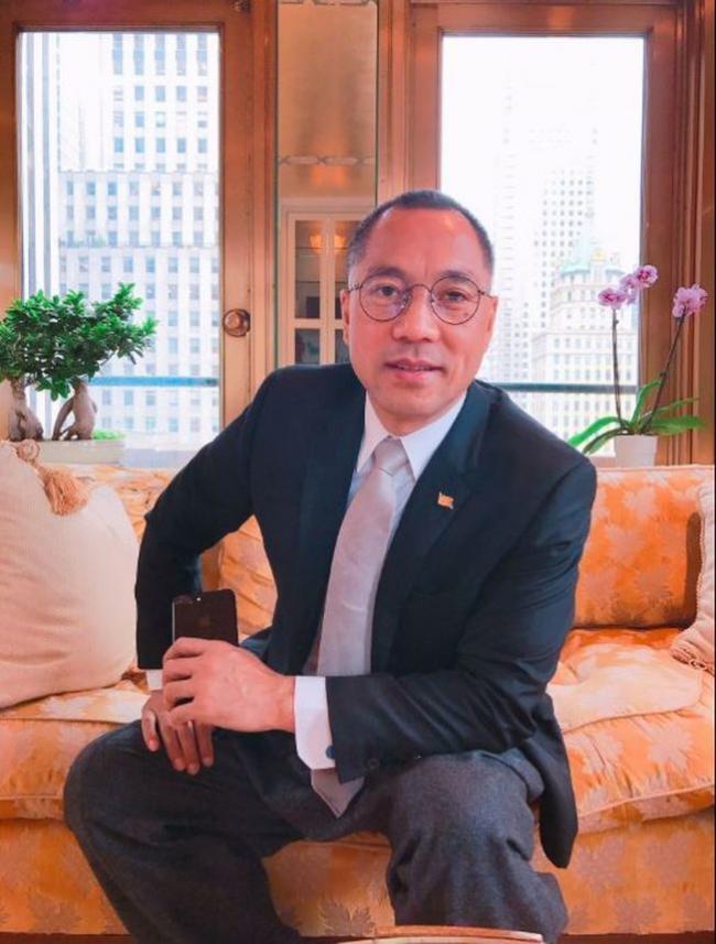 回中国会被处决   郭文贵控告共和党人