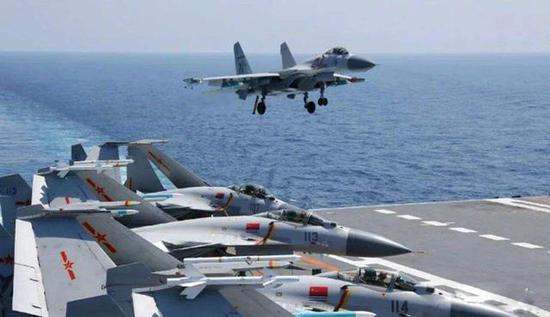 以防御为战略的中国海军 为何加快发展进攻型航母