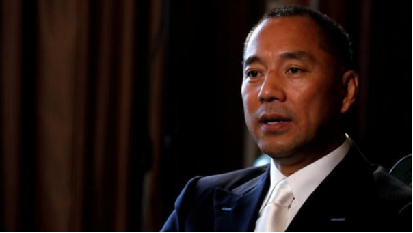 郭文贵被控是中国间谍,在美国也呆不下去了?