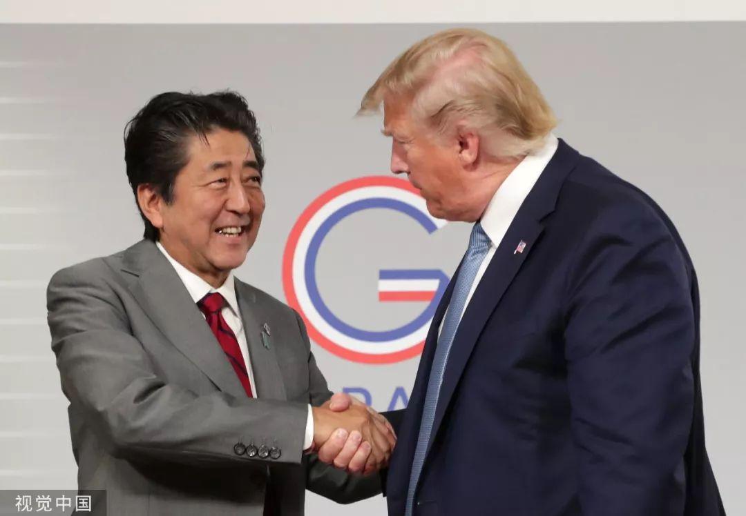 让日本吞下进不了中国的农产品?川普计划要泡汤