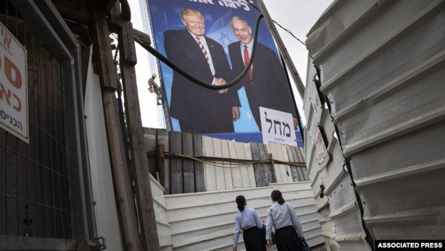 被传安放窃听设备监听川普 以色列急忙回应