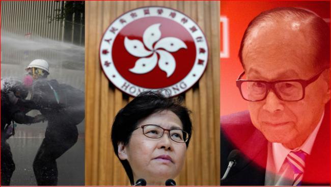 北京清算香港商界巨富们的时候到了