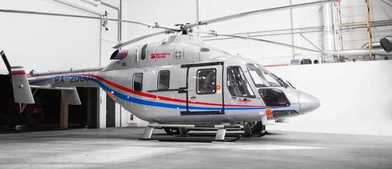 中国斥资8亿元购俄救援直升机 为何不买国产直9