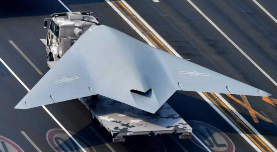 利劍無人機如何進化成了攻擊11︰核心部件或已更換