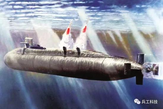中国正测试巨浪3导弹:射程超巨浪2型50% 威力翻倍