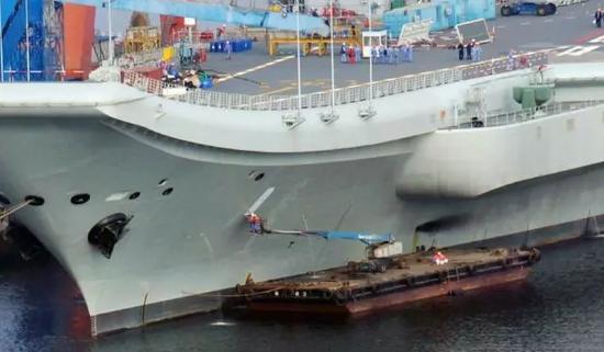 中国海军弥补百年差距尚需时日 不能只靠国产航母