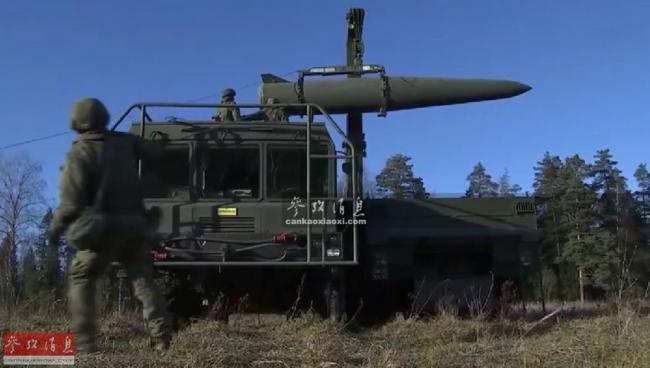 敌军突袭?看俄战术导弹部队如何应对