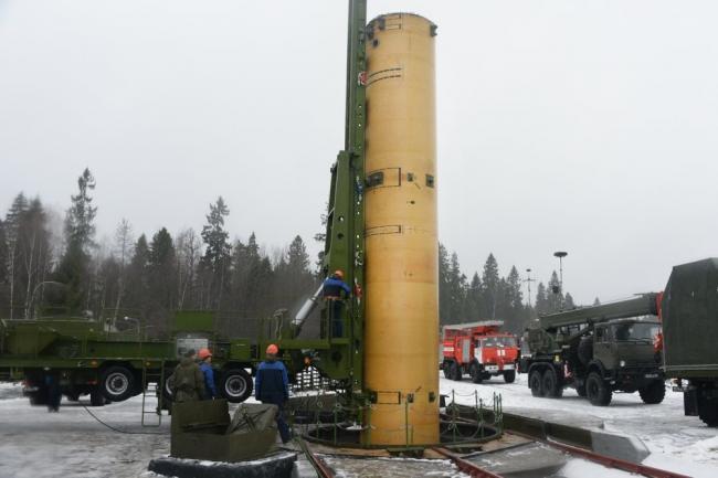俄公開反導攔截彈裝填畫麵披露作戰反應時間