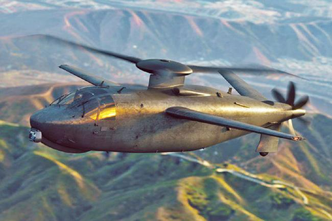 美國武裝偵察直升機競選:科幻感十足