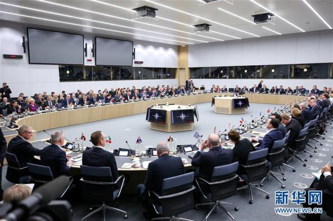 北約國防部長會議在布魯塞爾閉幕