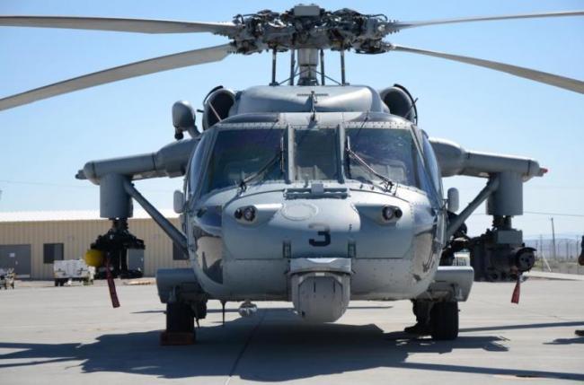 MH-60直升機上的M197三管機炮有點辣眼睛