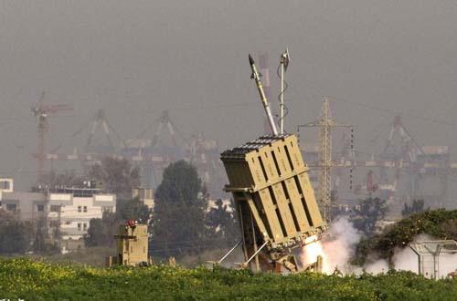 """美军质疑""""铁穹""""系统战斗力:未必能拦截巡航导弹"""