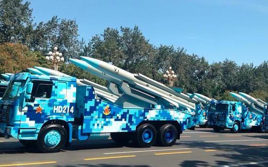 中国超音速反舰导弹已反超俄罗斯 美军都在奋力追赶