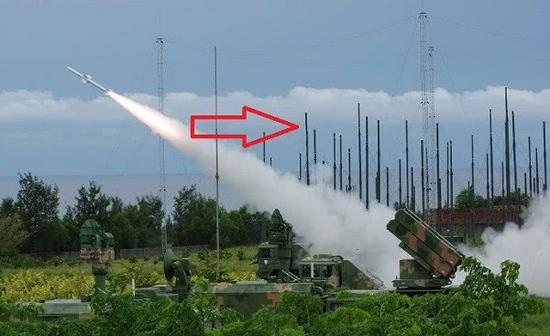 中国米波稀布阵雷达亮相 探测隐身战机能力倍增