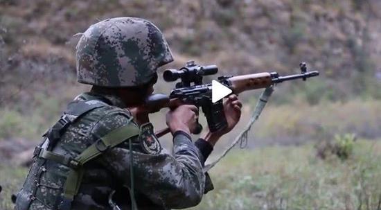 精锐特战旅为何又重新装备这款退役多年的老枪