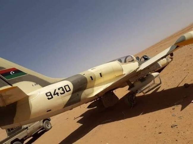 利比亚国民军战斗机迫降尼日尔边境