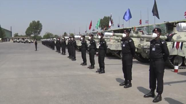 巴基斯坦陆军接收首批现代化的MBT2000坦克