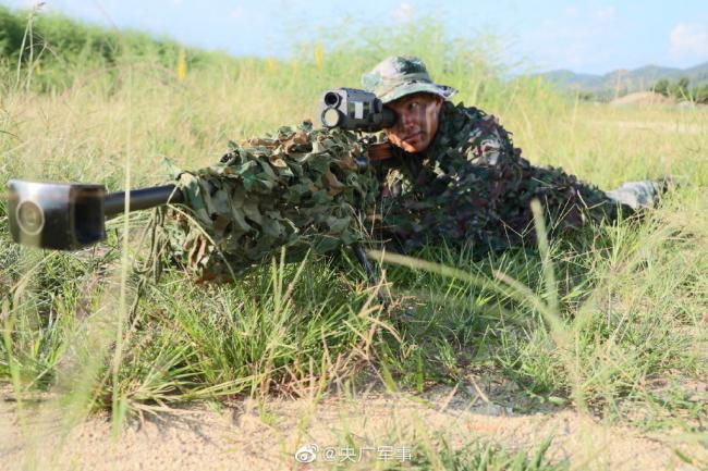 滇西高原,实战化训练,一组超燃现场大片