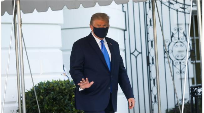 快讯!白宫召开新闻发布会 介绍川普最新情况