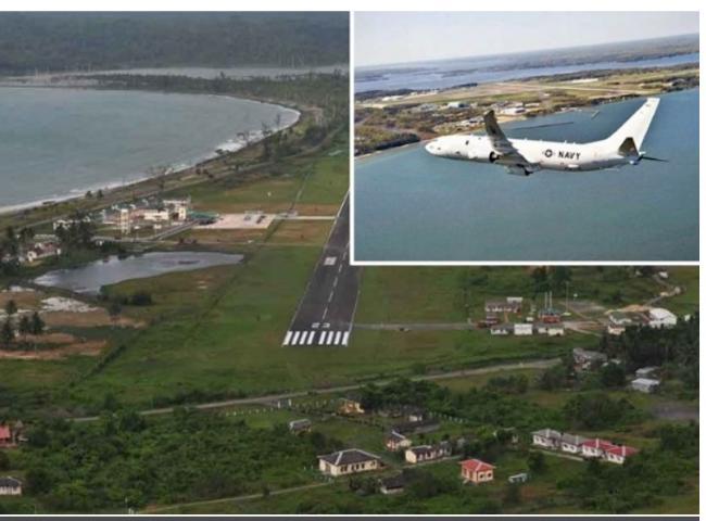 印度对华战略之地 美反潜机首度降落安达曼群岛