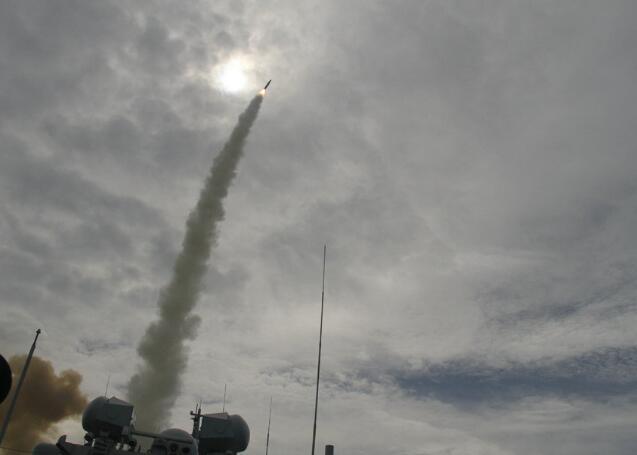 印度试射新型反潜导弹,射程达600公里