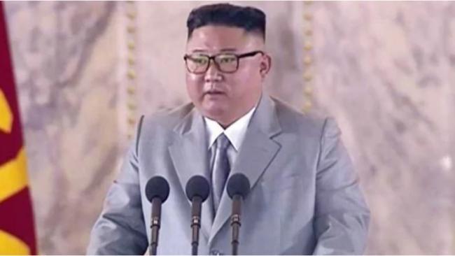 连金正恩都知道含泪向国人道歉 引发热议