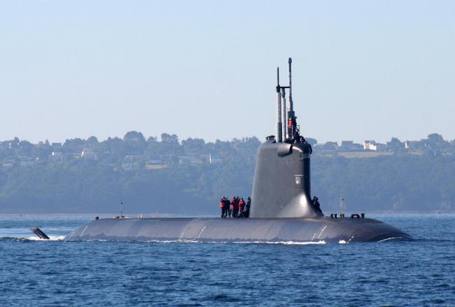 法国新一代核潜艇完成巡航导弹发射测试
