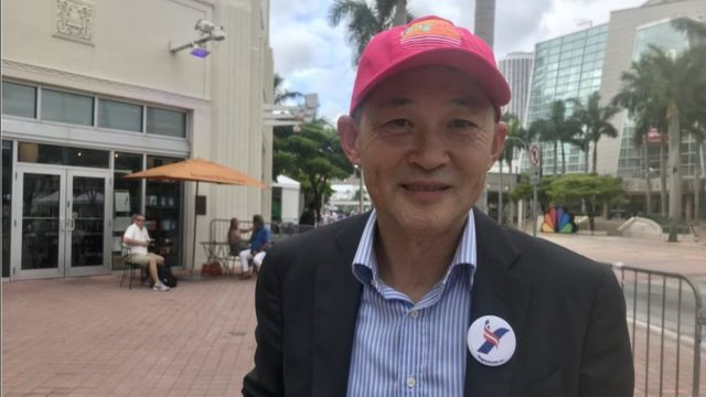 孙晓光是杨安泽竞选团队的核心成员之一