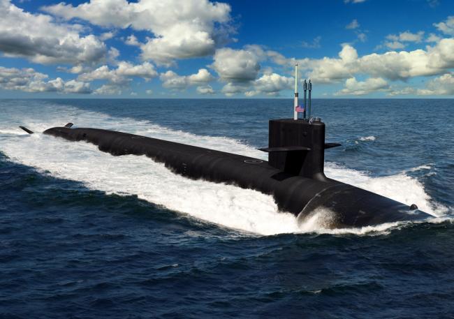 从美军下代核潜艇看中美俄充满不确定性的核潜艇竞赛