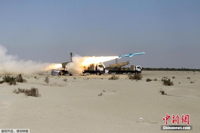 伊朗军演看点多 导弹航母齐上阵