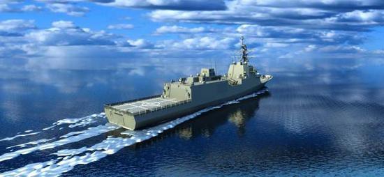 不许失败!这款比不上052D的战舰为何对美军如此重要