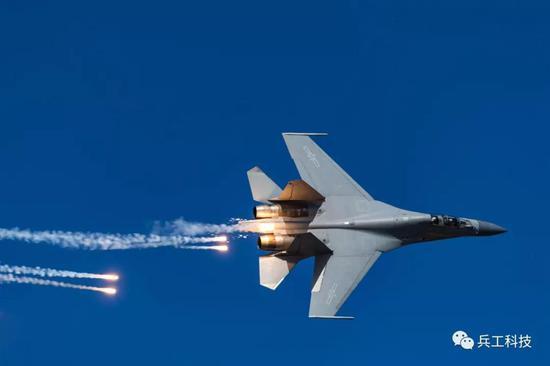 歼16升级幅度有多大:三项改进令战斗力有质的飞跃