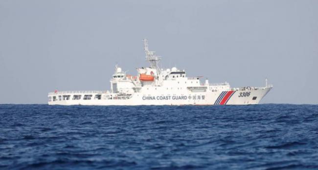 """中国通过""""海警法""""允动武 区域对抗恐更激烈"""