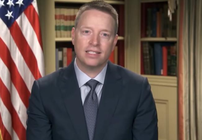 美国安顾问:中国对台动武 台湾人应有牺牲准备