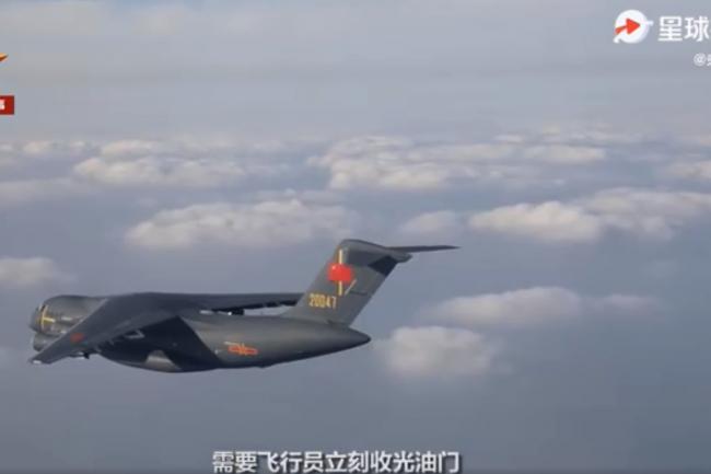 中国公开运20最新画面 空军紧急应对突发特情