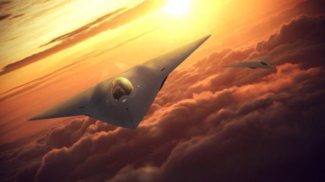 美空军将领催促尽快研发部署第6代战机