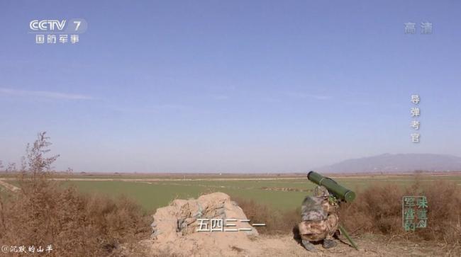 """中国版""""标枪""""导弹实弹测试画面公开!"""