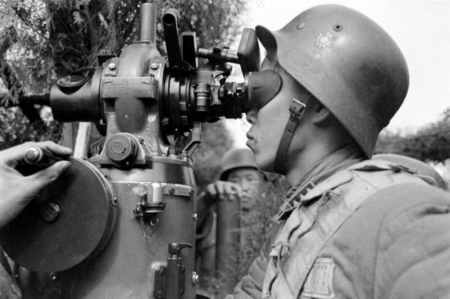 最后的德械 保卫重庆天空的德国高射炮