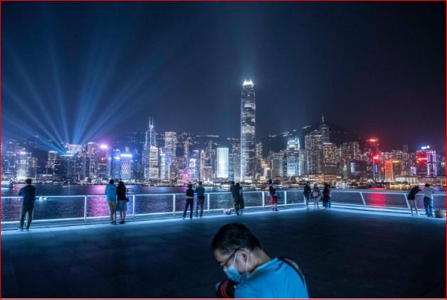 租楼、买地、收购媒体 中企正在香港扩张势力