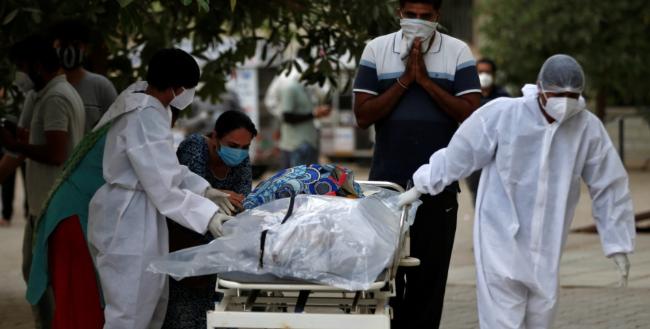美国政商军界联手帮印度度过新一波惨烈新冠疫情
