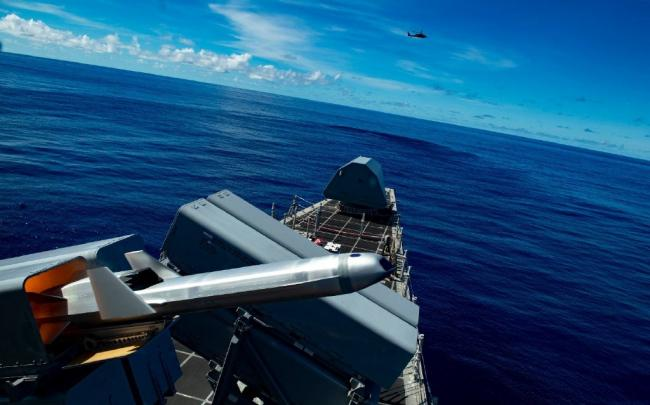 美軍瀕海戰鬥艦將全麵裝備NSM反艦導彈