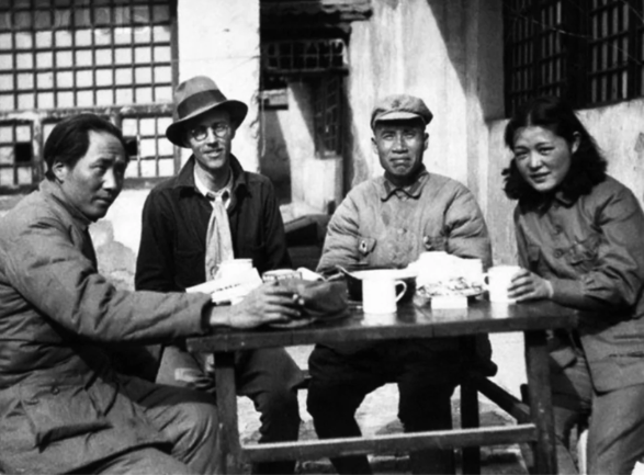 毛澤東為何從不回延安?