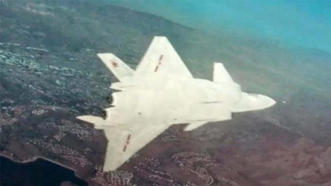 美国虚拟空战系统,歼20作为假想敌出现