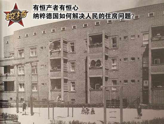 略论二战前德国的住房问题