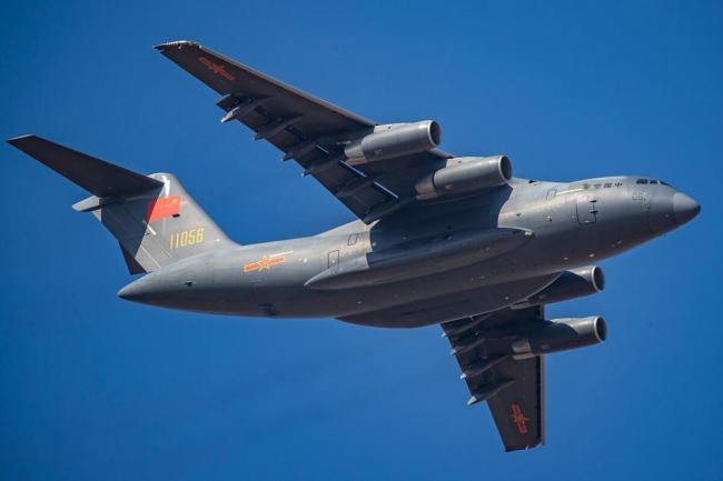 运-20正式列装五周年 引领中国进入战略空军时代