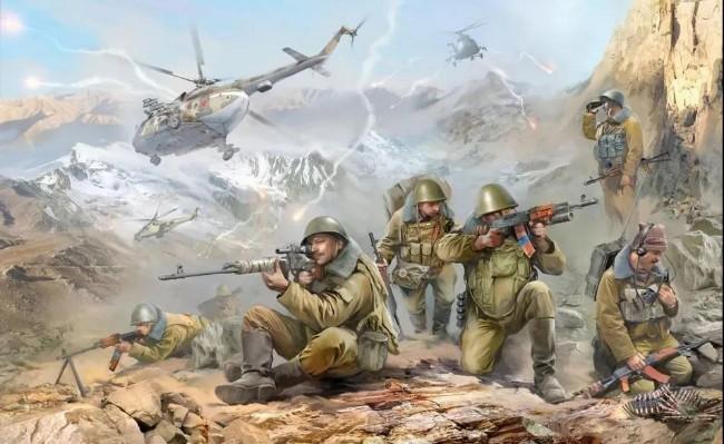 殒命阿富汗——苏联自种自食的那枚苦果